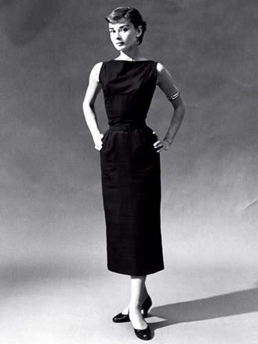 La petite robe noire de gabrielle chanel