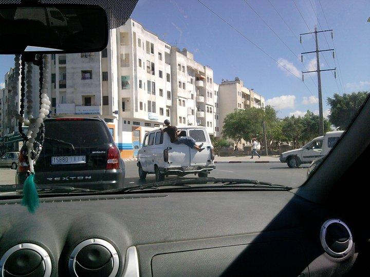 voyager en voiture au maroc