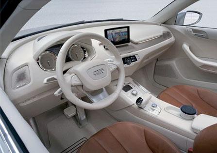 Nouveaut auto la nouvelle audi q3 d barque la for Interieur q3