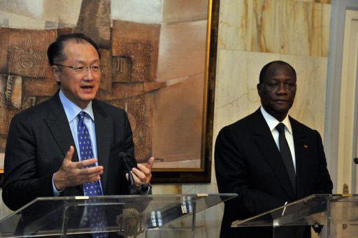 climat  pauvret u00e9  le patron de la banque mondiale veut agir